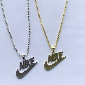 Other - Nike Pendant With Rope Chain